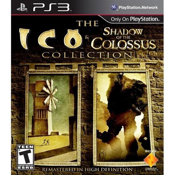 The Shadow Of The Colossus & Ico Collection - Ps3