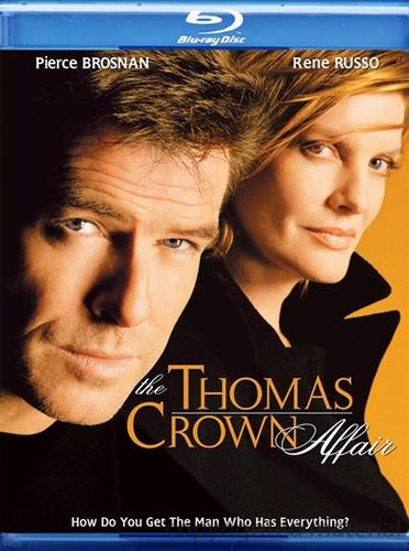 Blu-ray The Thomas Crown Affair / El Caso Thomas Crown