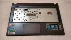 Carcaça Base Do Teclado + Touch Asus X45u Seminova