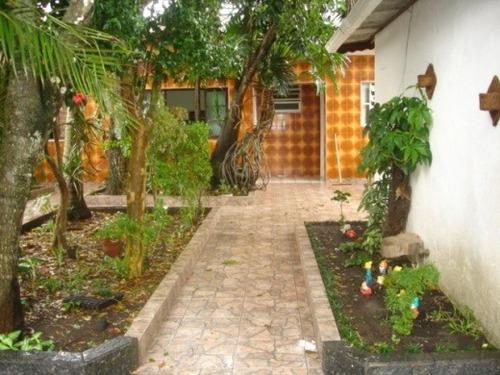 Imagem 1 de 15 de Venda Casa Isolada  Próx Praia - Vl Caiçara $ 400.mil