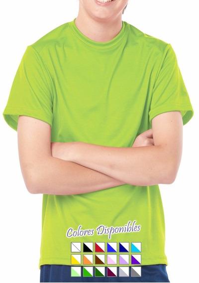 Pack Oferta X12 Remeras Lisas Juveniles - 100% Algodón