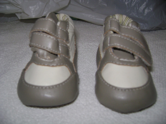 Sapato Bebe Masculino Tamanho 14
