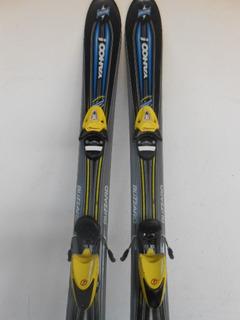 Skis Skies Esquis Esquies Nieve Blizzard 132cm Largo #184