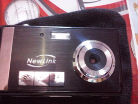 Camera Digital Newlink Style 14.1 Mp.tela 2.4 Face Detection