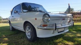 Urgente Vendo O Permuto Fiat 800 Coupé Como Nuevo!!