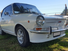 Vendo O Permuto Fiat 800 Coupé Como Nuevo!!