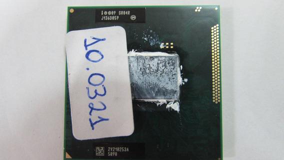 Processador Notebook Intel Core I3 Sr04r