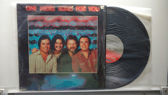 Disco Vinil One More Song For You