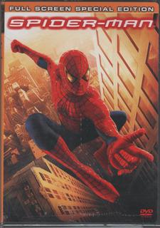 Spiderman Special Ed - 2 Dvd Import Z1 Hombre Araña Marvel