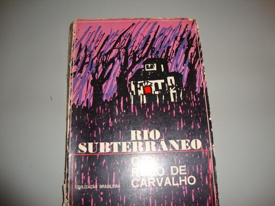 Livro Rio Subterrâneo