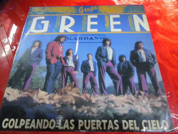 Grupo Green - Golpeando Las Puertas Del Cielo - Disco Vinilo
