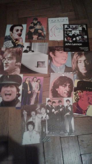 24 Postales The Beatles-oferta