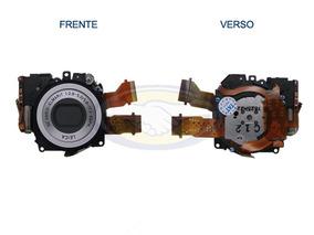 Conjunto Óptico Câmera Digital Panasonic Fx10 Lumix Original