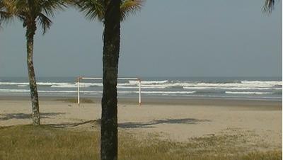 Casa Na Praia,ao Lado Do Sesc Penúltima R. Antes Da Praia