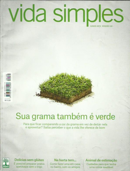 Revista Vida Simples Ed. 132