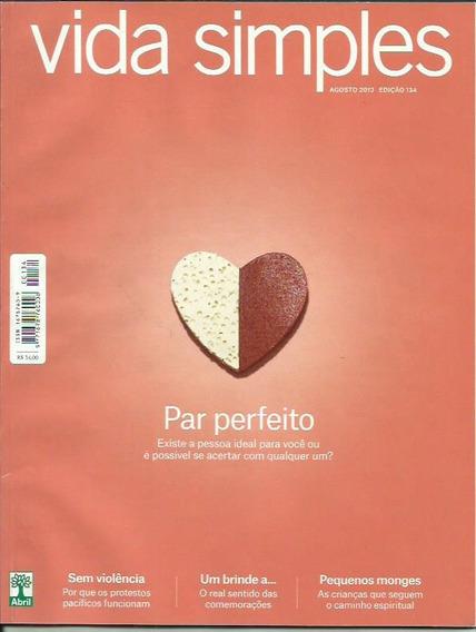 Revista Vida Simples Ed. 134