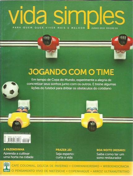 Revista Vida Simples Ed. 93