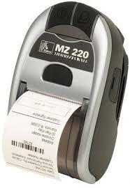 Impresora Movil Portatil De Tickets Marca Zebra Imz220 Bt