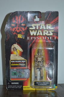 Star Wars Episodio I - Battle Droid - Hasbro