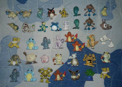 Miniaturas Pokémon Caçulinha Guaraná Antarctica Originais