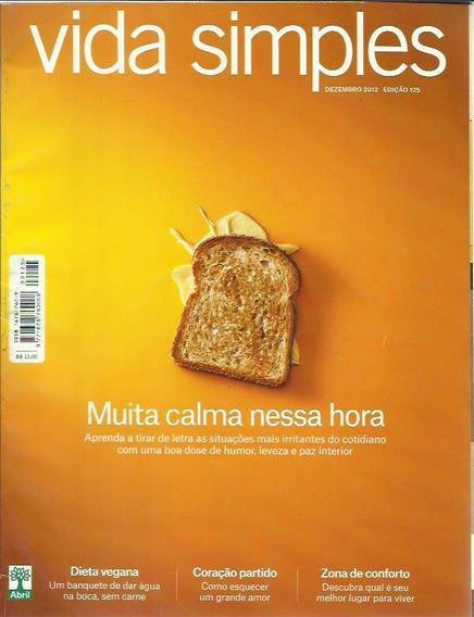 Revista Vida Simples Ed. 125