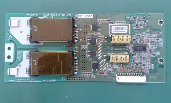 Placa Inverter Panasonic Tc32lc10b Klsee32pih12m 6632l 0530a