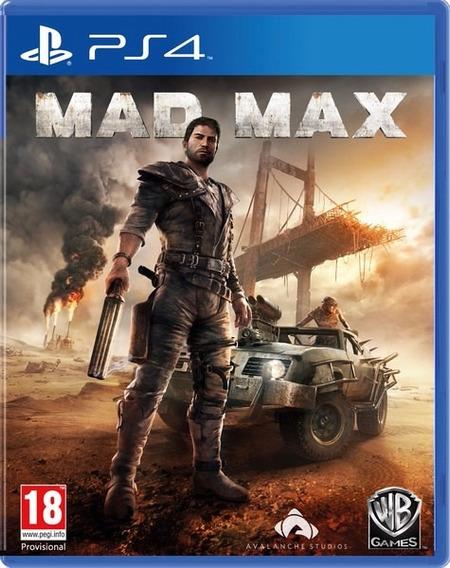 Mad Max Ps4 Original**1 Digital