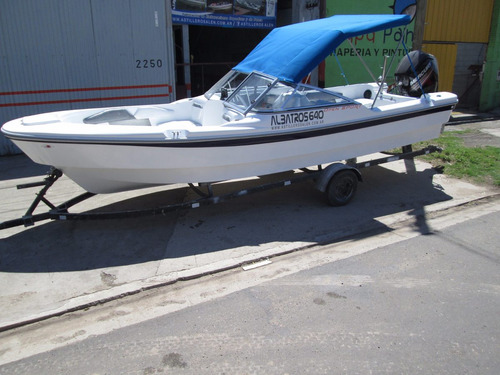 El Mejor Traker Albatros 640 Open Sport Matrizada