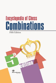 Livro De Xadrez - Enciclopedia De Combinações, 5-a Edição