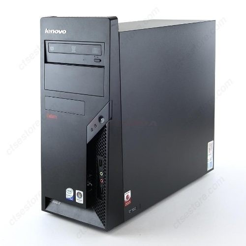 Cpu Lenovo Core 2 Duo 4gb Leitor Dvd Wifi
