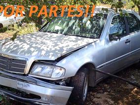 Deshueso Mercedes Clase C