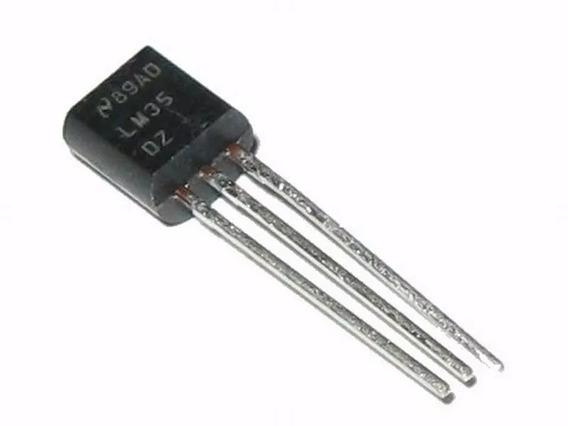 Sensor De Temperatura Lm35 Id926 Para Arduino