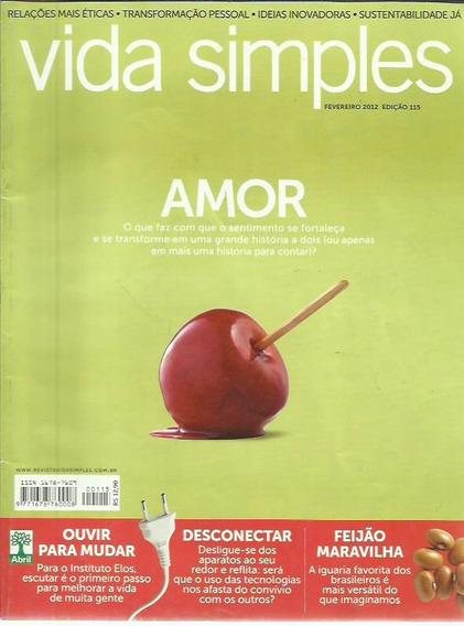 Revista Vida Simples Ed. 115