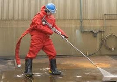 Hidrolavados Limpeza De Tejas Paredes Frentes En Altura