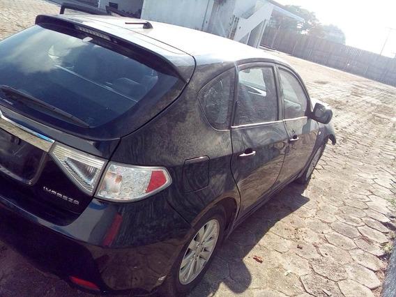 Sucata Subaru Impreza 2009 2010 - Retirada De Peças