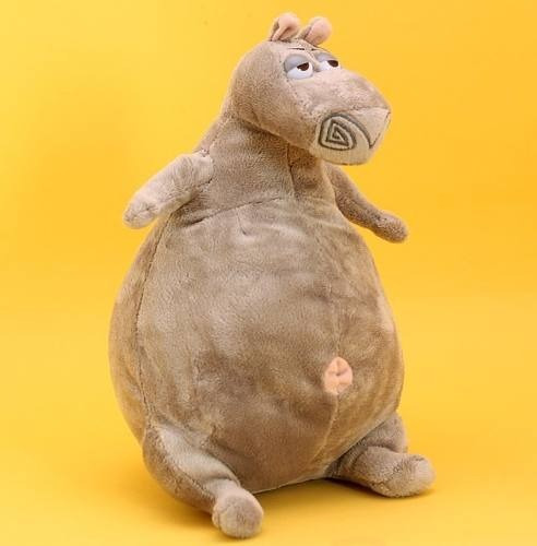 Hipopotamo Pelúcia Madagascar Gloria Alta Qualidade Original