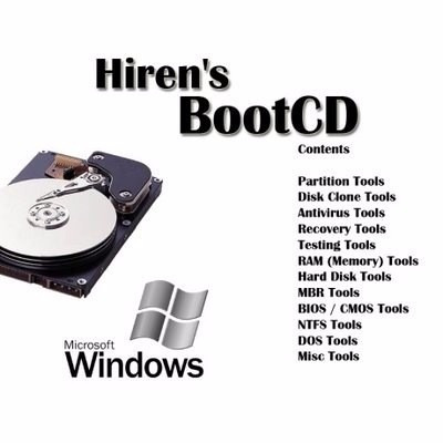 Hirens Boot