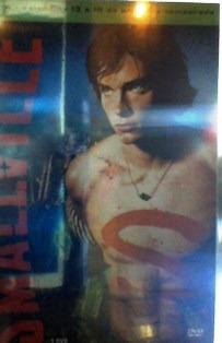 Dvd Smallville / Disco 4 / Episódios 13 A 16 Da 1ª Temporada