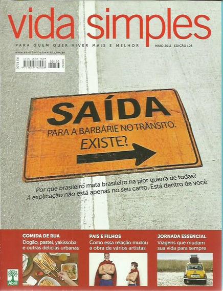 Revista Vida Simples Ed. 105