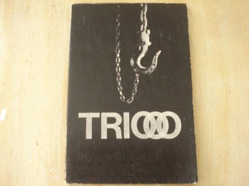 Livro Trio - Michel Desrorche - 1970