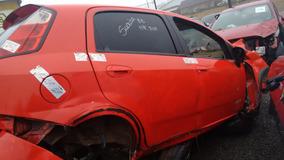 Fiat Punto Turbo T-jet 2010 1.4 16v Sucata Rspeças