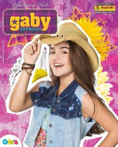 Álbum Figurinha Gaby Estrella + 180 Figurinhas Soltas S/rep