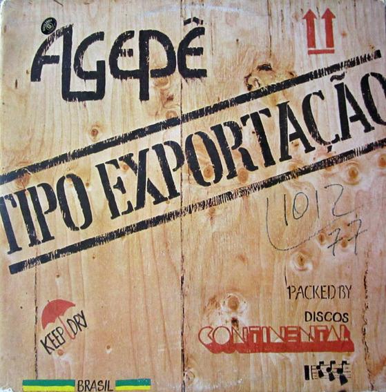 Lp Agepe Tipo Exportação