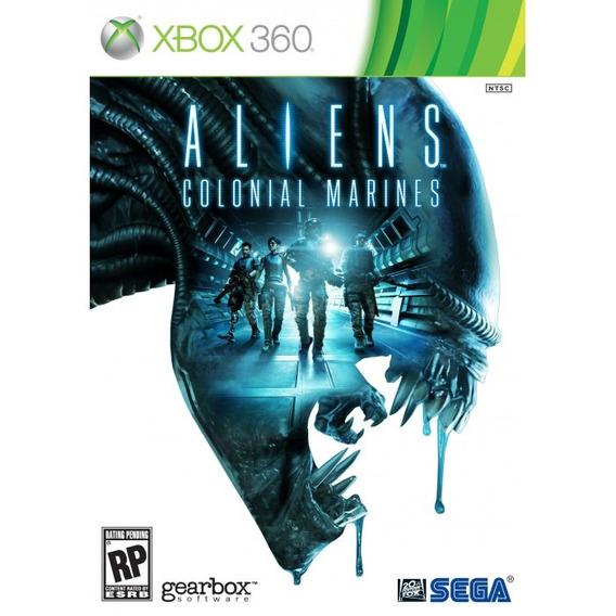 Aliens Colonial Marines - Xbox 360
