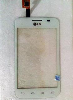 Tela Touch Lg Optimus L4 E470/ E445 Branca