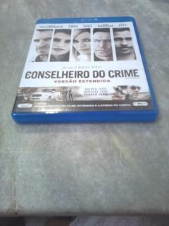 Bluray O Conselheiro Do Crime - Brad Pitt, Javier Bardem