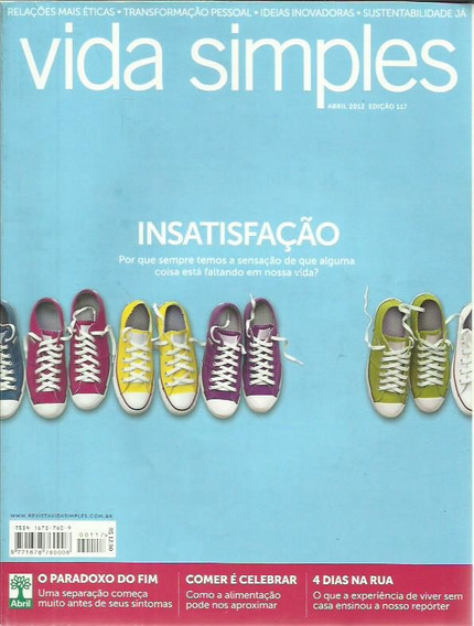 Revista Vida Simples Ed. 117