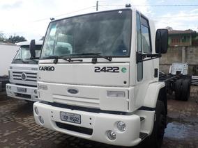 Ford Cargo 2422 E 6x2 Ano 2008 - Mondial Veiculos Ltda -
