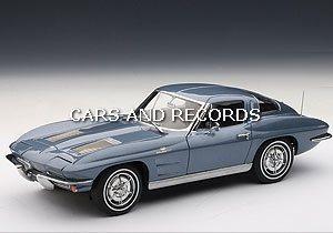 Corvette Sting Ray 1963 - Autoart 1/18