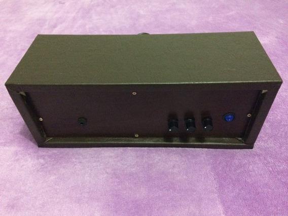Amplificador Guitarra Baixo - Cabeçote Caseiro - Novo 100w